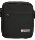 Enrico Benetti schoudertasje zwart 01