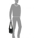 Enrico Benetti schoudertasje zwart 06