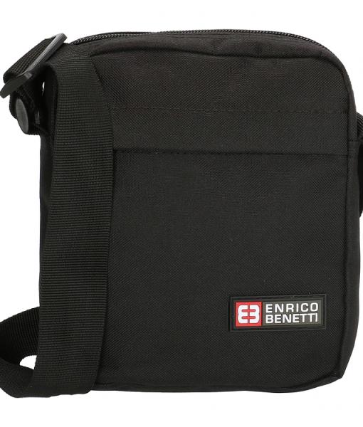Enrico Benetti schoudertasje zwart