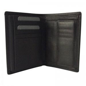 Heren portemonnee bilfold LUXE (hoog model)