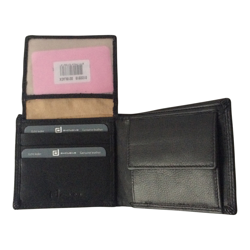 6b45865a12a Heren portemonnee bilfold LUXE (laag model) - Lute Lederwaren