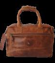 Echt Leren MicMac westernbag A5 cognac04