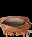 Echt Leren MicMac westernbag A5 cognac05