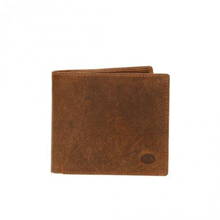 Heren portemonnee micmacbags bruin