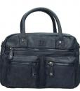 Enrico Benetti westernbag klein donkerblauw 01