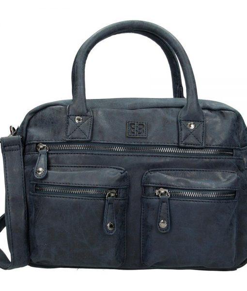 Enrico Benetti westernbag klein donkerblauw
