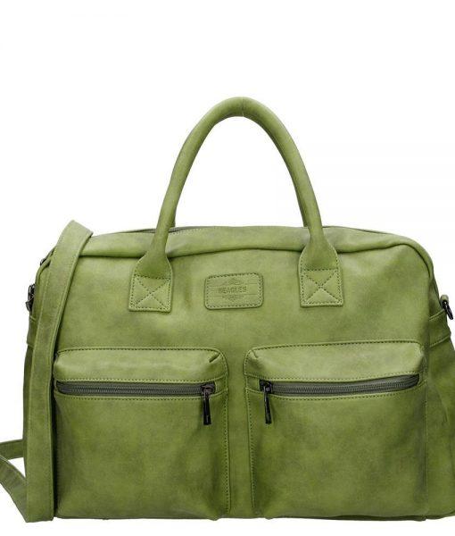 Beagles Western bag groen