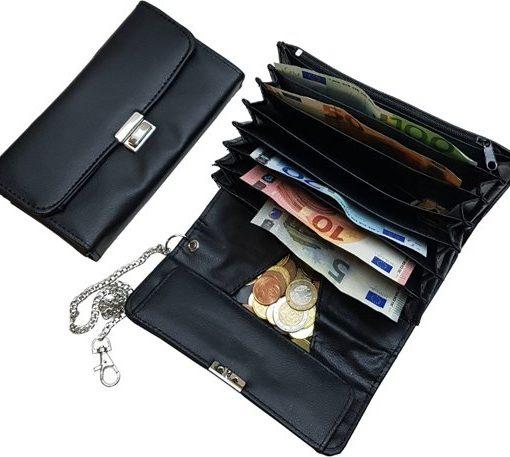Horeca portemonnee met ketting