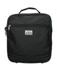 Reporters Handbagage tas Nylon Zwart 01
