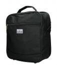 Reporters Handbagage tas Nylon Zwart 02