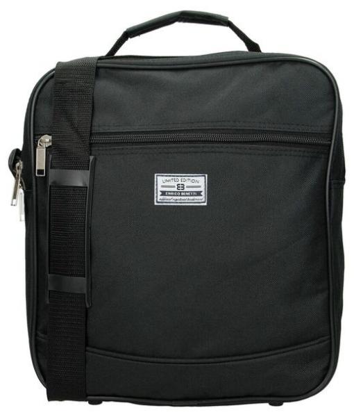 Reporters Handbagage tas Nylon Zwart