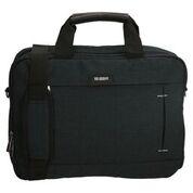 Enrico Benetti laptoptas 15.4 inch zwart