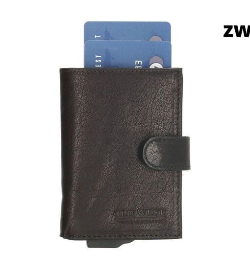 Old west cardprotector zwart