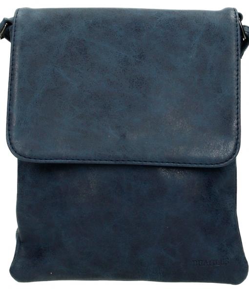 Beagles Schoudertasje met klepje Jeans Blauw 01