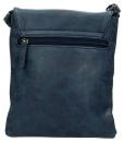 Beagles Schoudertasje met klepje Jeans Blauw 03