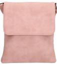 Beagles Schoudertasje met klepje Pink 01
