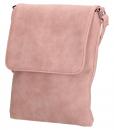 Beagles Schoudertasje met klepje Pink 02