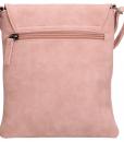 Beagles Schoudertasje met klepje Pink 03