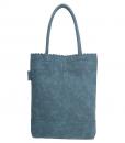 Beagles Shopper met Etui Jeans blauw 03