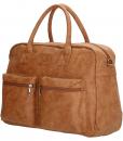 Beagles Western bag bruin 06