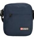 Enrico Benetti schoudertasje donkerblauw 01