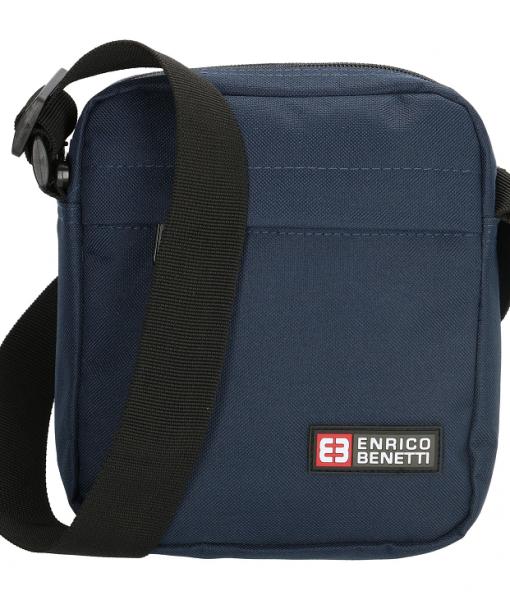 Enrico Benetti schoudertasje donkerblauw