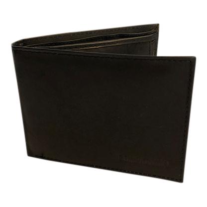56b605c4134 Heren portemonnee echt leer zwart - Lute Lederwaren