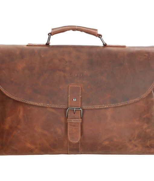 Old West Laptoptas Longview 15,6 inch 17589 Camel 01