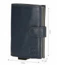Double D Jaipur Creditcardhouder Donkerblauw 02