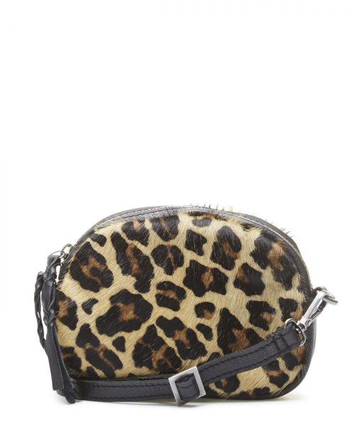 CHABO BAGS SKIN PANTHER CROSSBODY